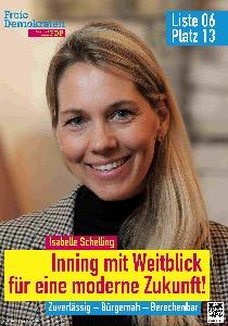 Isabelle Schellling