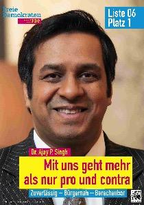Dr. Ajay P. Singh